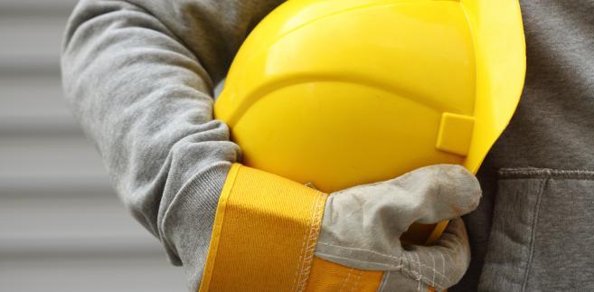 BHP, praca, bezpieczeństwo, robotnik