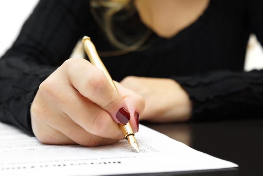 podpis, dokument, biznes, umowa, kontrakt, prawo, urząd
