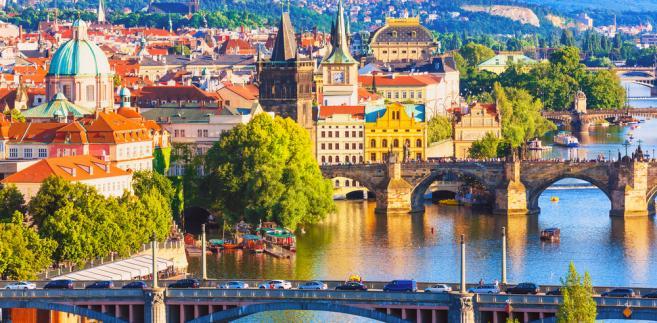 Hrad, most Karola, Złota Uliczka. Magiczne miejsca czeskiej Pragi