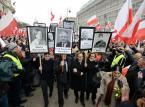 Modlitwa, znicze i marsze pamięci w hołdzie ofiarom katastrofy smoleńskiej