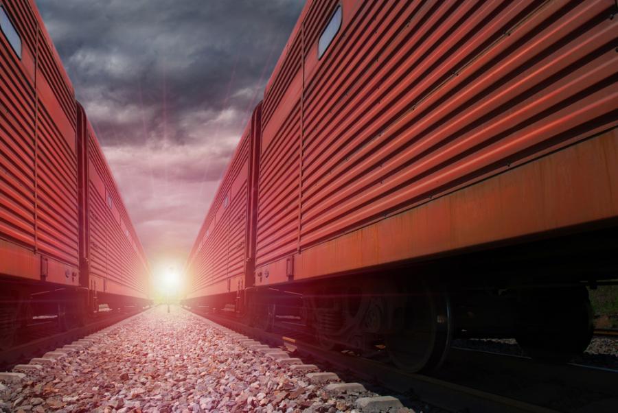 cargo, pociąg