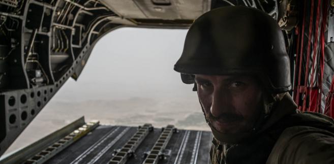 Afganistan Rigamonti żołnierze