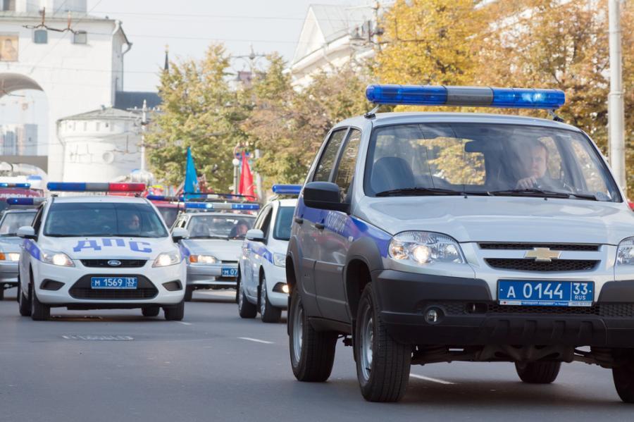 """Rosyjska policja <a href=""""http://www.shutterstock.com/gallery-124564p1.html?cr=00&pl=edit-00"""">Iakov Filimonov</a> / <a href=""""http://www.shutterstock.com/editorial?cr=00&pl=edit-00"""">Shutterstock.com</a>"""