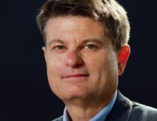"""Martin Ford biznesmen, futurolog, autor bestsellerowego """"Świtu robotów"""""""