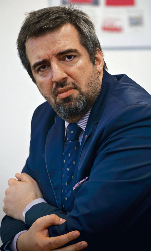 Fryderyk Zoll, prof. UJ i prof. Uniwersytetu w Osnabrück, członek KKPC w latach 2011–2015