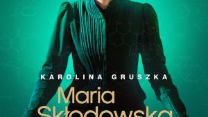 Plakat do filmu Maria Skłodowska-Curie