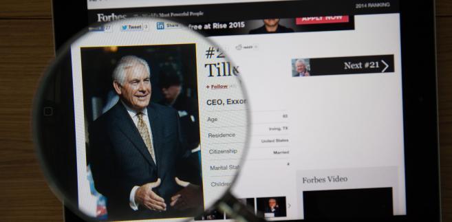 """Adam Bielan odniósł się we wtorek do decyzji prezydenta USA Donalda Trumpa o dymisji Rexa Tillersona ze stanowiska sekretarza stanu. """"To są decyzje prezydenta Trumpa, takich decyzji nie komentujemy. To są decyzje suwerennego, zaprzyjaźnionego z nami kraju"""" - powiedział."""