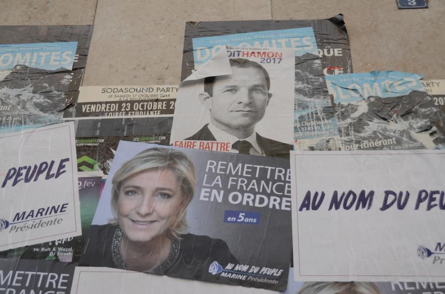 Francja, wybory, Marine Le Pen