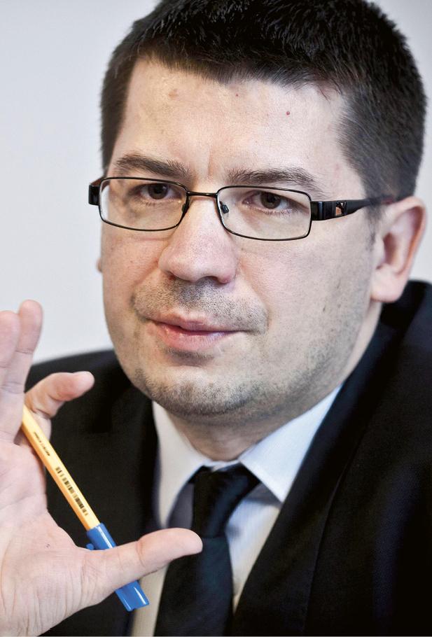 Mariusz Haładyj podsekretarz stanu w Ministerstwie Rozwoju