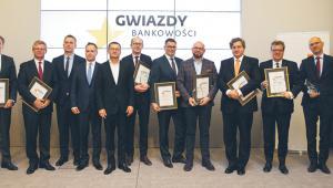 Nagrody dla najwyżej ocenianych banków zostały wręczone podczas gali, która odbyła się w siedzibie Narodowego Banku Polskiego