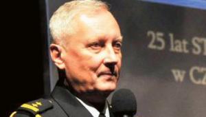 Artur Hołubiczko przewodniczący Krajowej Rady Komendantów Straży Miejskich i Gminnych