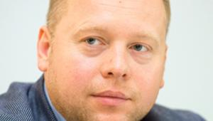 Marcin Hałas dyrektor handlowy w polskiej firmie MDH