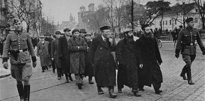 Żydzi, wojna, Warszawa