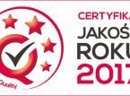 Pokaż swoją jakość i zgłoś się do 12. edycji Certyfikatu JAKOŚĆ ROKU®!