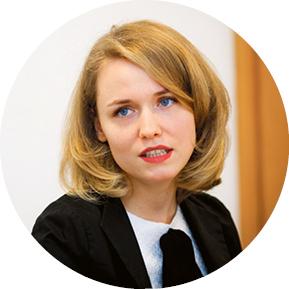 Zuzanna Hazubska Krajowa Reprezentacja Doktorantów