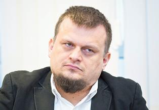 Arkadiusz Wójcik dyrektor ds. mobile business, Samsung Electronics Polska