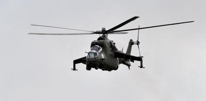 Mi-24. Zdjęcie ilustracyjne
