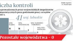Liczba kontroli