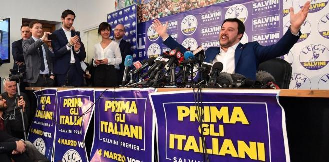 Jednym z sojuszników Matteo Salviniego będzie najprawdopodobniej premier Węgier Viktor Orbán