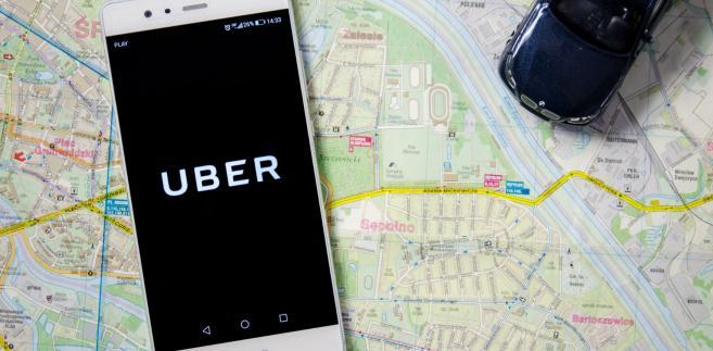 Uber na razie wyraża jednak duże niezadowolenie