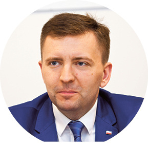 Łukasz Schreiber poseł PiS, ekspert ds. administracji publicznej