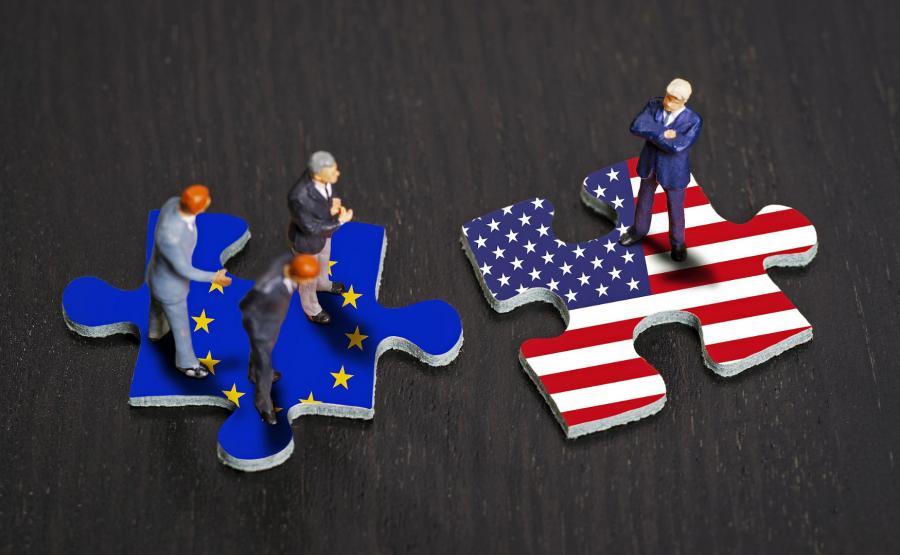 Stosunki UE USA