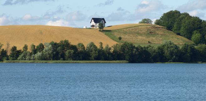 Kaszuby, jezioro Kłodno