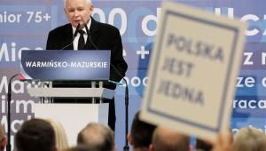 """""""Patrząc na Sejm widać, że to podkupywanie nie idzie tak łatwo, a stare partie są dużo bardziej stabilne niż kiedyś."""""""