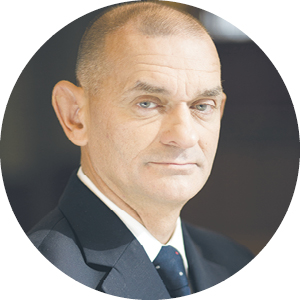 Andrzej Zwara adwokat, były prezes Naczelnej Rady Adwokackiej