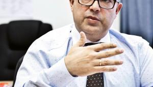 Wojciech Śliż, dyrektor departamentu VAT w Ministerstwie Finansów fot. Wojtek Górski