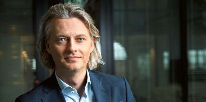 Piotr Ciski, dyrektor zarządzający Sage w Polsce