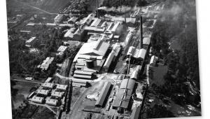 Cementownia Szczakowa w Pieczyskach, początek lat 20.