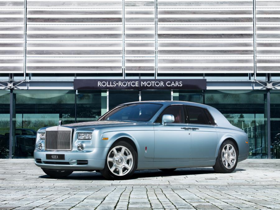 Rolls-Royce 102EX Fot. Rolls-Royce