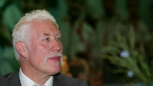 Lekkoatleta, mistrz olimpijski z 1980 r. Władysław Kozakiewicz jest liderem warszawskiej listy...