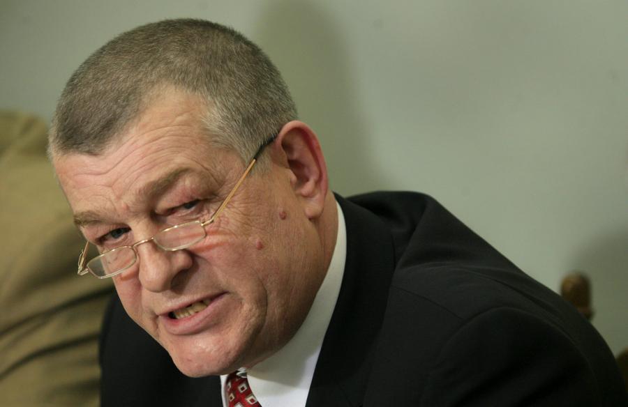 Stanisław Łyżwinski. Fot. Wojciech Grzędzinski/Newspix.pl
