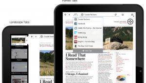 Mozilla Firefox - projekt przeglądarki na tablety
