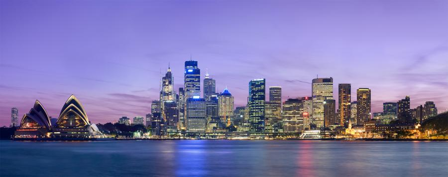 Sydney (Australia), autor: Diliff, licencja: Creative Commons Attribution-Share Alike 3.0 Unported