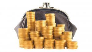 Konto i pieniądze fot. Shutterstock
