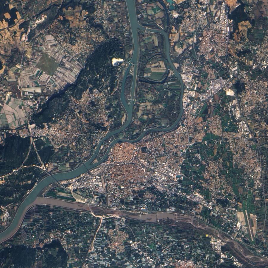 Awinion. Fot. dzięki uprzejmości NASA / JPL-Caltech