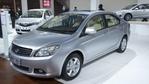 Voleex C30 produkowany przez chińską firmę Great Wall Motor Co. w Bułgarii.