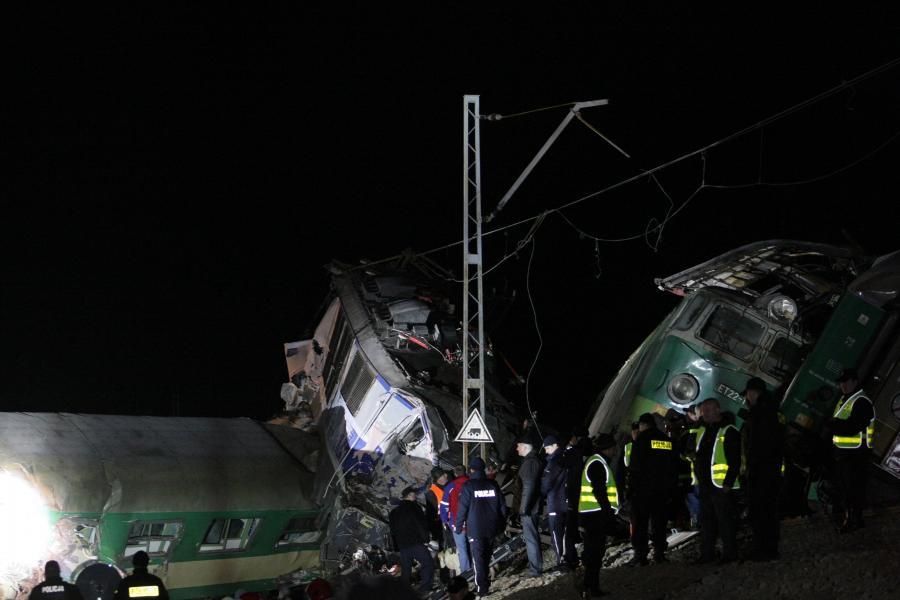 Katastrofa kolejowa w Szczekocinach koło Zawiercia