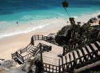 5. Plaża Tulum, Meksyk. Fot.flickr/vetlesk