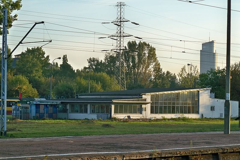 Dworzec Warszawa Zachodnia