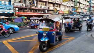 Bangkok. Fot. iStock