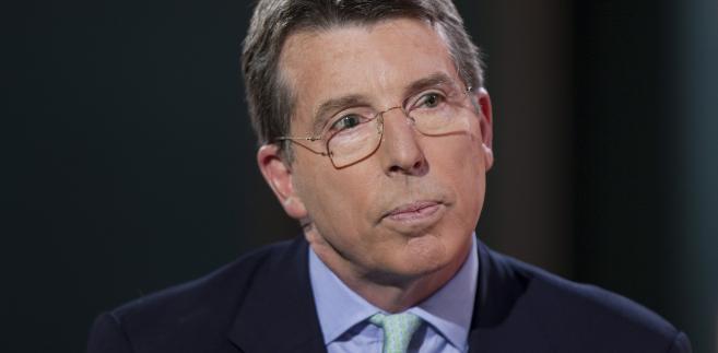 Robert Diamond, prezes Barclays
