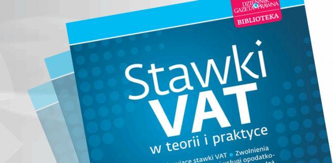 e-book: Stawki VAT w teorii i praktyce